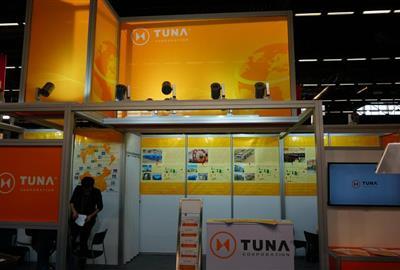 公司参加2013年法国(巴黎)国际环保展