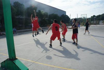 2013年度德创篮球赛圆满落幕