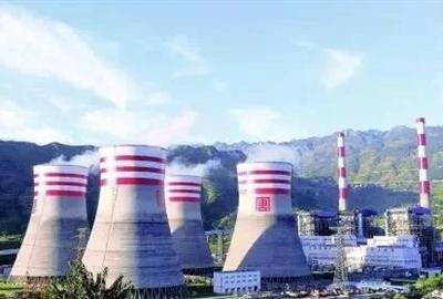 """德创环保优质工程,入围贵州省""""2017年度十大电力科技事件"""""""