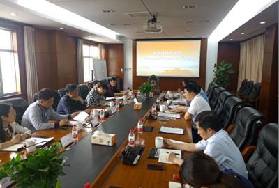 中科院过程工程研究所党委书记陈运法领导一行莅临公司考察
