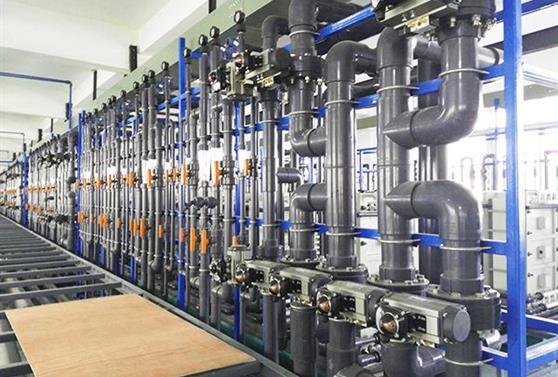 高含盐工业废水处理回用技术