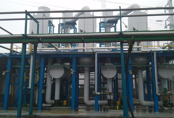 多效蒸发及分盐资源化技术