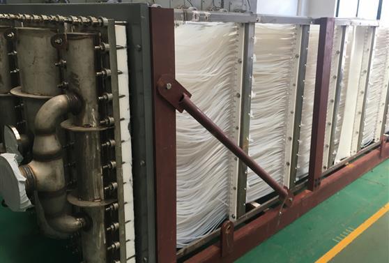 氟塑料管换热器